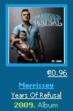 Morrissey's latest album for less than 1 euro?