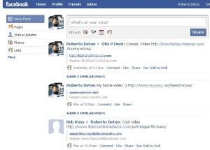 facebook wall_ob