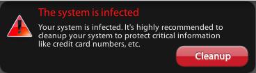 MacProtector warning popup
