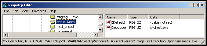 Windows Troubles Killer Salvage System Rogue Of The