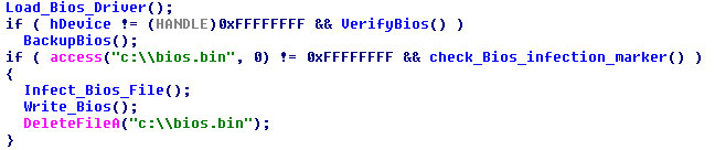 Mebromi: The First BIOS Rootkit in the Wild
