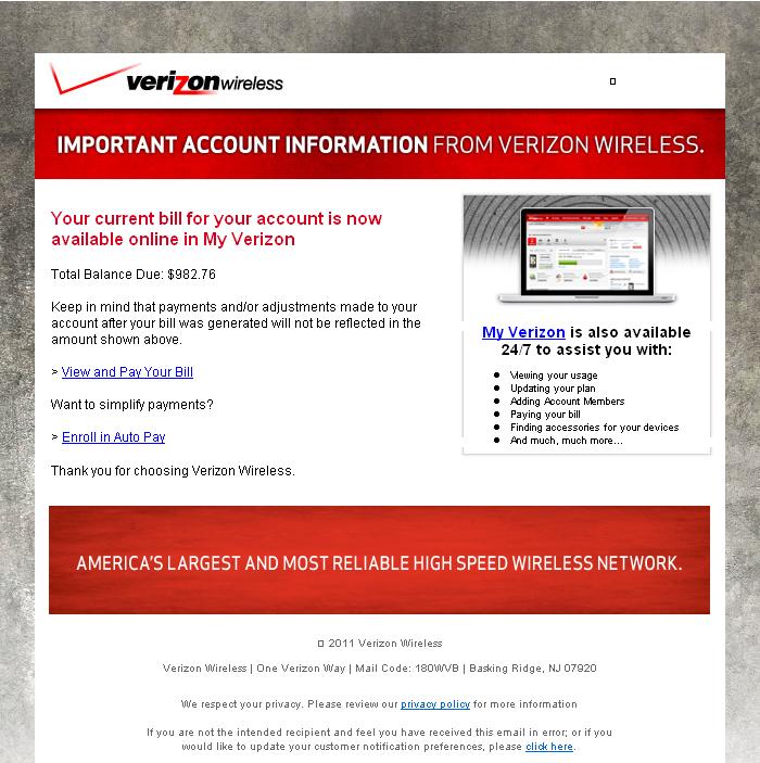 Mobile Security Verizon Wireless