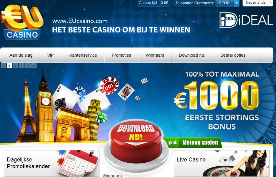 online casino popups