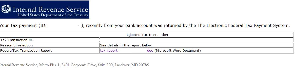 IRS_spam_malware_client_side_exploits_black_hole_exploit_kit