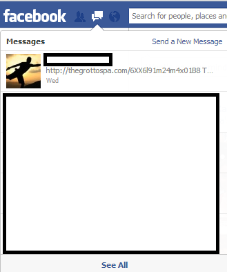 facebook message template for word - malware campaign spreading via facebook direct messages