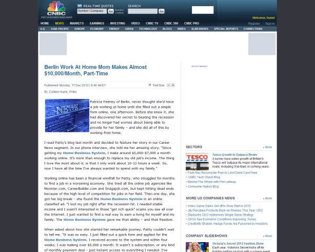 Fake_CNBC_Work_At_Home_Scam