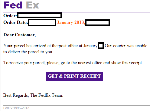 Fake_FedEx_TrackingID_TrackingNumber_TrackingDetail_Spam_Email_Malware