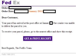 Fake_FedEx_TrackingID_TrackingNumber_TrackingDetail_Spam_Email_Malware