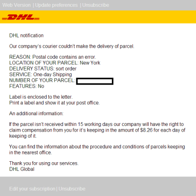 Fake_DHL_Delivery_Notification_Email_Spam_Malware_Social_Engineering