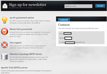 SMTP_Server_Spam_Sale_Underground_Market_2013_02