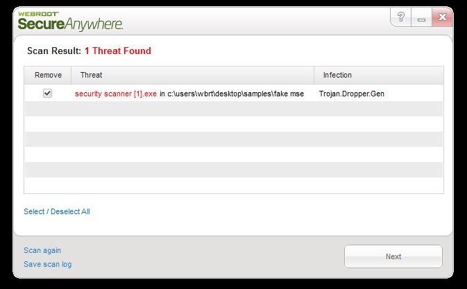 Fake Microsoft Security Scam   Webroot