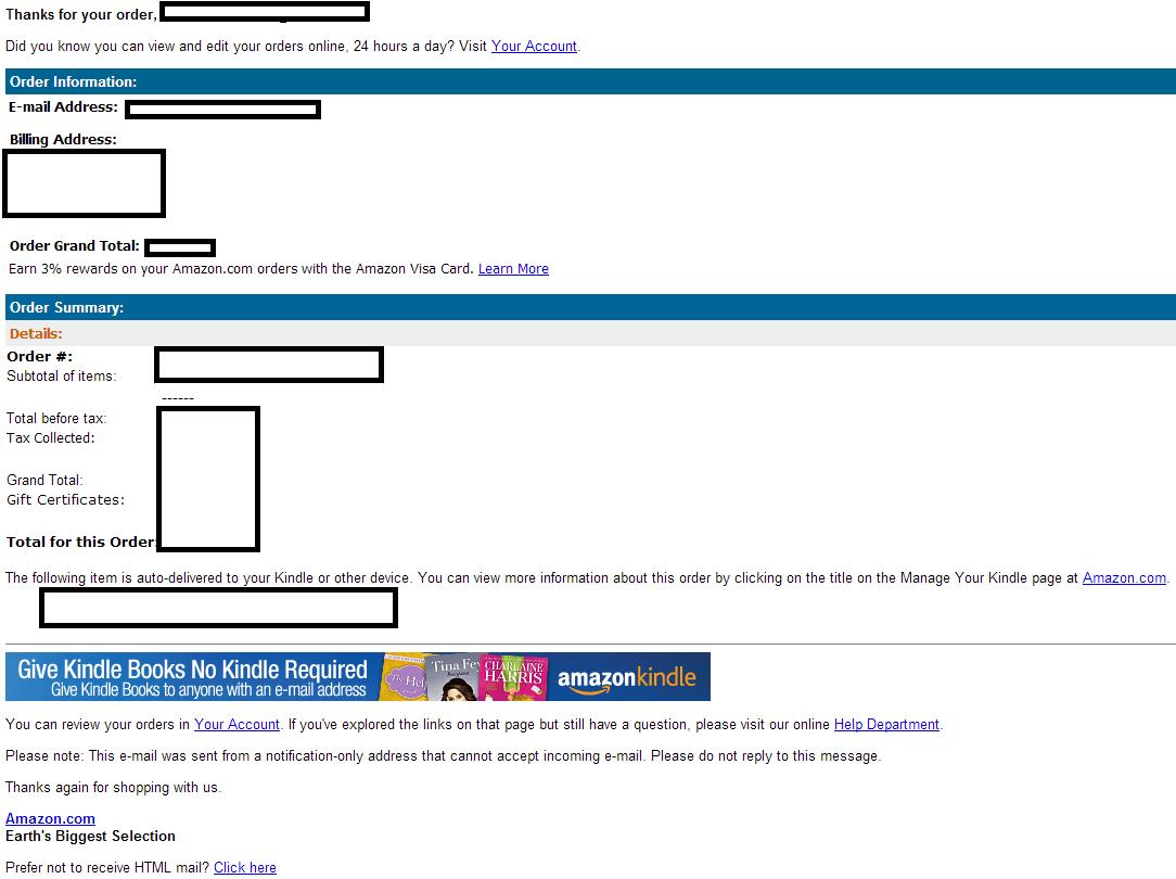 Amazon_Kindle_Ebook_Order_Fake_Email_Malware_Malicious_Software_Spam_Spamvertised_Social_Engineering